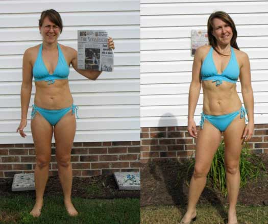 30kg weight loss skin photo 6